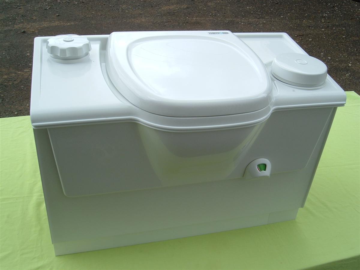 Thetford Cassette Toilet Shower Combo Rv Bathroom Toilet
