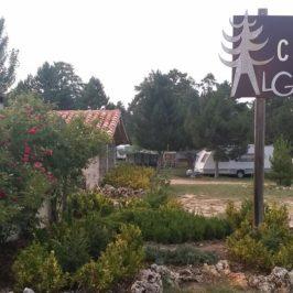 Campings en lugares perdidos
