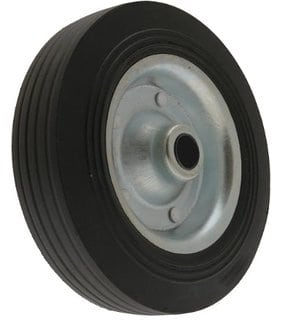 rueda jockey repuesto