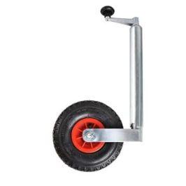 La rueda Jockey