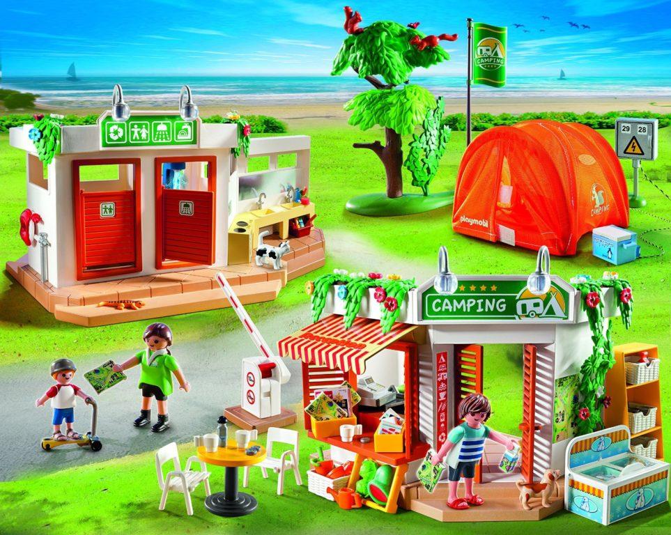 Juguetes de camping for Casa del arbol playmobil carrefour