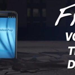 Llamadas e Internet gratuito en toda Europa con Freedom Pop