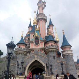 Ruta por Francia rumbo a Eurodisney (VII): !! Llegamos a Disneyland Paris !!