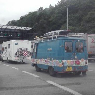 Ruta por Francia rumbo a Eurodisney (III): !!! Vive le France !!!